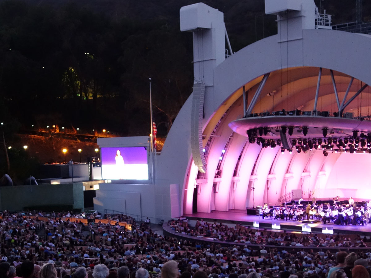 The World-Famous Hollywood Bowl