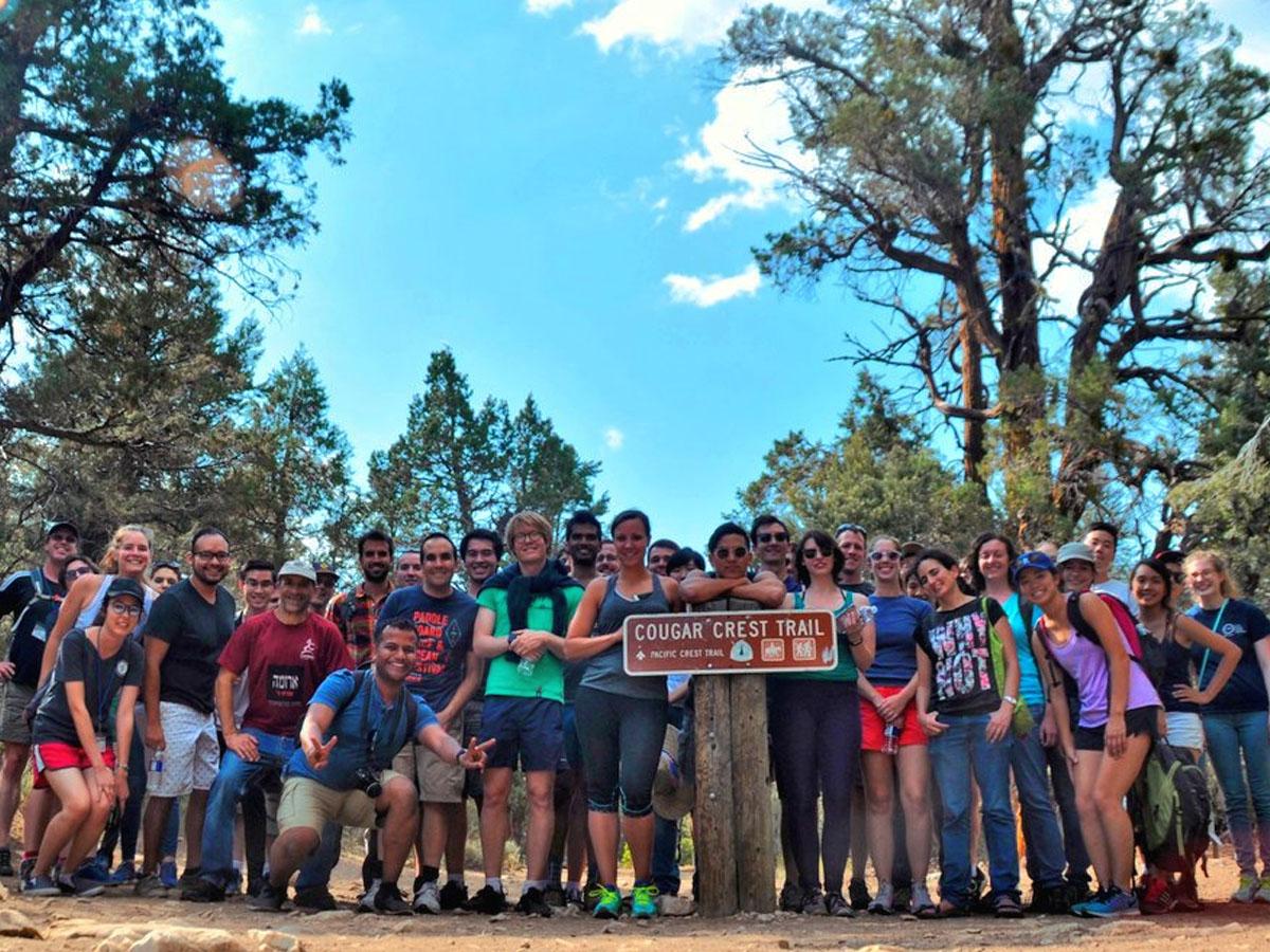 Retreat Hike @ Cougar Crest Trail